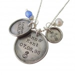 necklace , 8 Cool Charm Necklaces For Moms In Jewelry Category