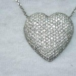 necklaces , 8 Lovely Bewitched Heart Necklace In Jewelry Category