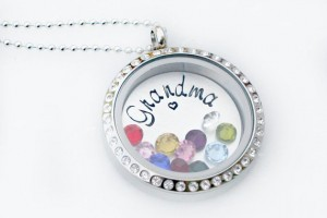 Jewelry , 8 Charming Grandma Locket Necklace :  necklaces for women
