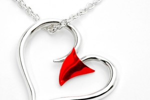 501x501px 8 Lovely Bewitched Heart Necklace Picture in Jewelry