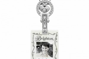 800x800px 7 Charming Brighton Badge Clip Necklace Picture in Jewelry