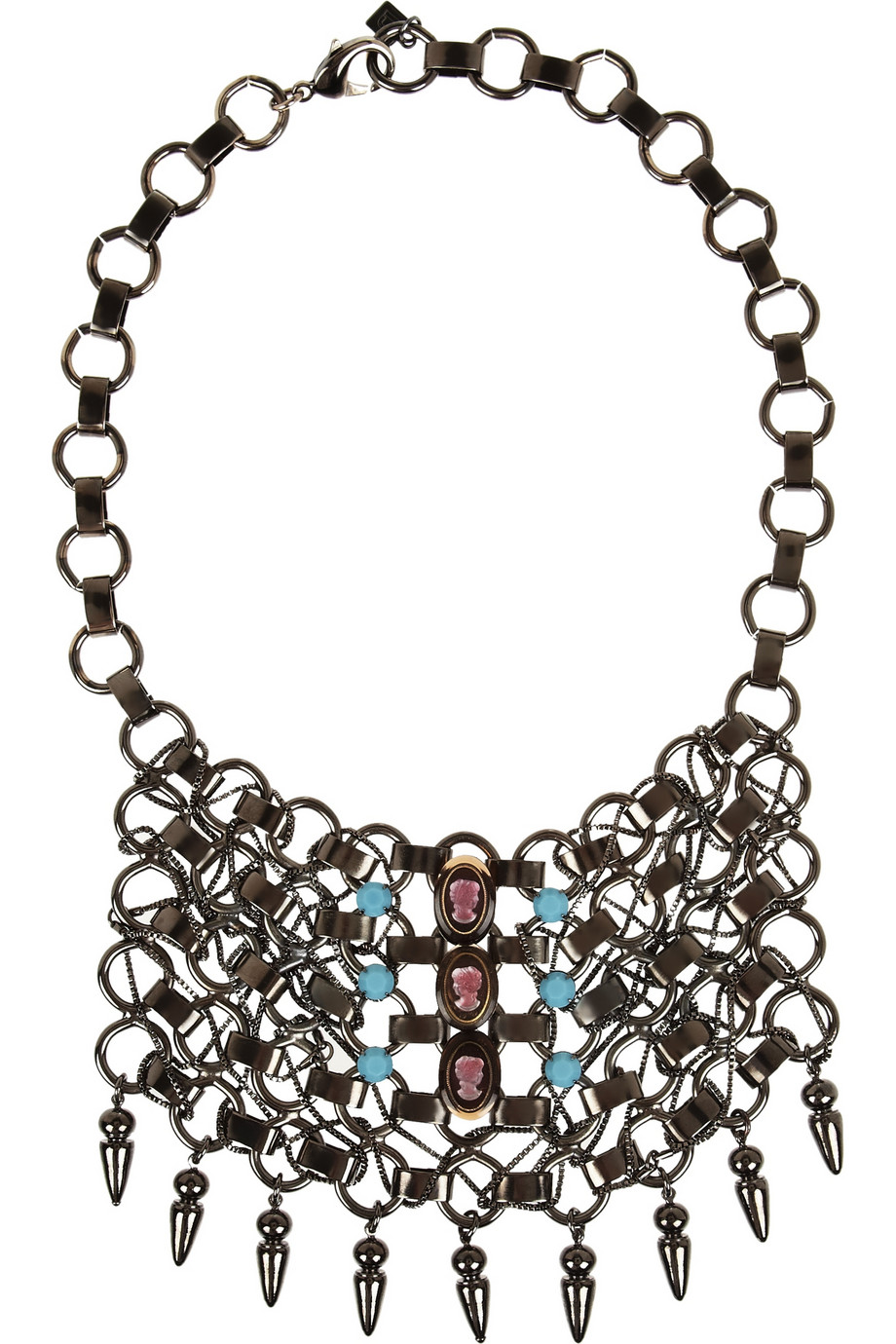 8 Awesome Dannijo Bib Necklace in Jewelry