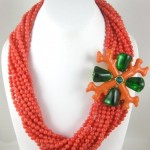 necklaces for women , 8 Charming Kenneth Jay Lane Coral Necklace In Jewelry Category