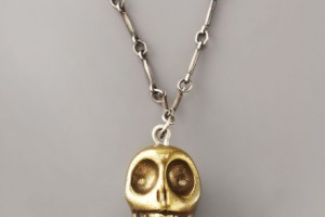 Fashion , 8 Unique Pamela Love Skull Necklace :  pearl necklace
