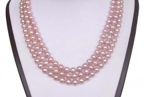 500x690px 8 Good Jackie O Pearl Necklace Picture in Jewelry