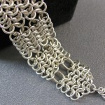 Popular Jewelry Pattern , 9 Charming Chainmail Necklace Patterns In Jewelry Category