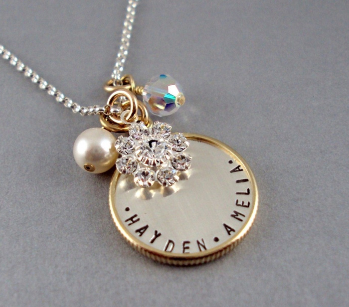 60ff99cf83b silver charm necklace : Woman Fashion - NicePriceSell.com