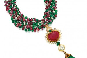 Jewelry , 7 Good Emerald Necklace Marina : the necklace composed