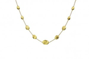 Jewelry , 6 Stunning Marco Bicego Siviglia Necklace : 18k Bean Necklace