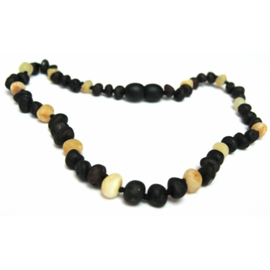 7 Charming Amber Teething Necklace Finn in Jewelry