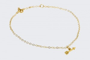 Jewelry , 6 Nice Dogeared Arrow Necklace : Arrow Gold bracelet