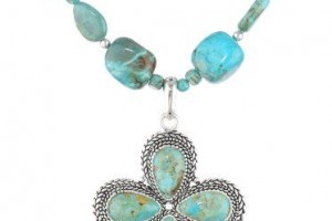 373x500px 8 Popular Barse Turquoise Necklace Picture in Jewelry