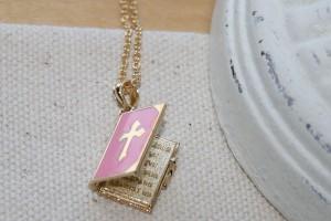 Jewelry , 7 Beautiful Lords Prayer Necklace : Beautiful Lord Prayer Pendant