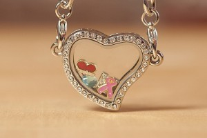 Jewelry , 7 Popular Locket Necklace With Charms Inside : Birthstones Necklace Charms