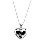 Broken Heart Pendant , 7 Stunning Breakable Heart Necklace In Jewelry Category