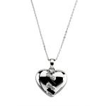 Broken Heart Pendant , 7 Stunning Breakable Heart Necklace In Jewelry Category