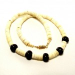 Brown Bead Necklace , 6 Stunning Puka Shell Necklace For Men In Jewelry Category