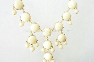 570x513px 8 Fabulous J Crew Bubble Necklace Knockoff Picture in Jewelry