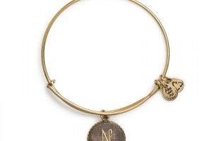 Jewelry , 8 Cool Alex And Ani Initial Necklace : Charm Expandable Bangle