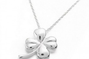 Jewelry , 8 Awesome Tiffany Clover Necklace : Co Clover Necklace