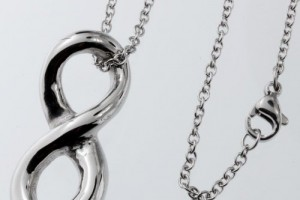 Jewelry , 8 Lovely Tiffany And Co Infinity Necklace Diamond : Co Infinity Necklace