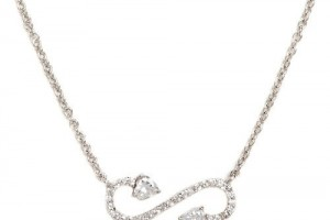 500x500px 8 Lovely Tiffany And Co Infinity Necklace Diamond Picture in Jewelry