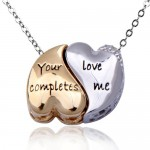Couple Necklaces , 8 Lovely Matching Puzzle Piece Necklace In Jewelry Category