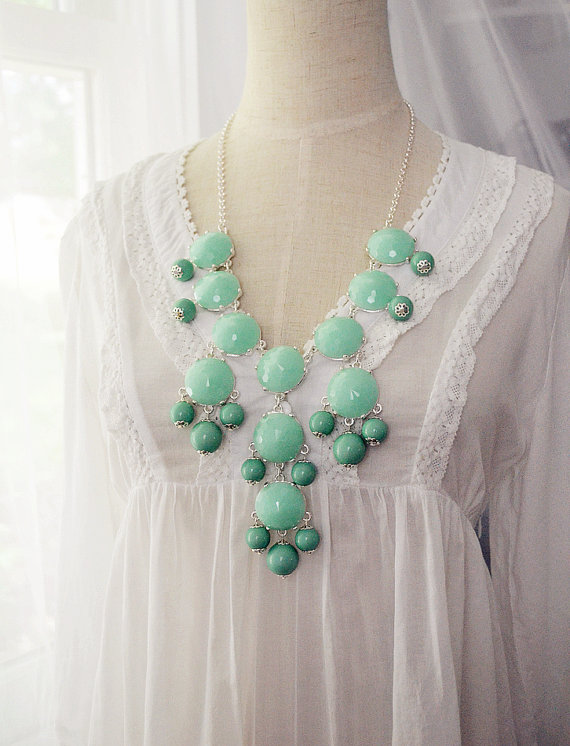 8 Fabulous J Crew Bubble Necklace Knockoff in Jewelry