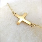 Cross Necklace , 8 Nice Sideway Cross Necklace In Jewelry Category