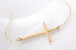 Jewelry , 8 Stunning Kelly Ripa Cross Necklace : Cross Necklace Set