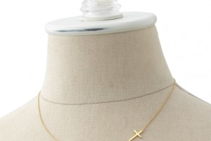 Jewelry , 7 Lovely Interlock Cross Necklace : Cross Necklace