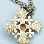 Cross Necklace , 8 Good Crusader Cross Necklace In Jewelry Category