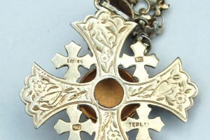 1024x1102px 8 Good Crusader Cross Necklace Picture in Jewelry