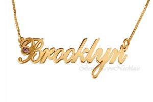 570x375px 8 Awesome Gold Cursive Name Necklace Picture in Jewelry