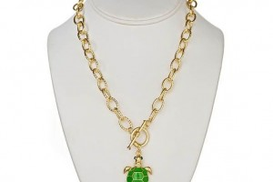 Jewelry , 8 Good Delta Zeta Necklace : DELTA ZETA Turtle Necklace