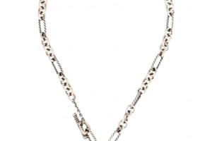 Jewelry , 7 Gorgeous David Yurman Heart Necklace : David Yurman Cable Heart Necklace