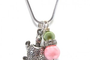 570x760px 8 Good Delta Zeta Necklace Picture in Jewelry