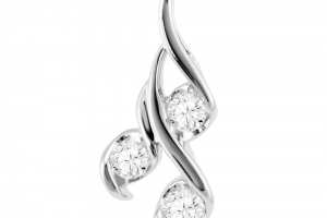 Jewelry , 8 Charming Sirena Diamond Necklace : Diamond Pendant