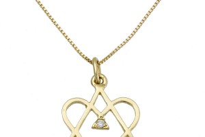 Jewelry , 8 Popular Diamond Jewish Star Necklace : Diamond Pendants