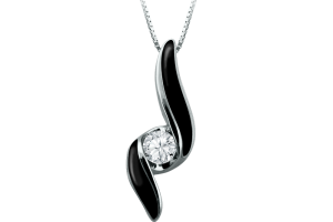 Jewelry , 8 Charming Sirena Diamond Necklace : Diamond Pendants