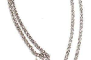 Jewelry , 8 Stunning Chopard Happy Diamonds Necklace : Diamond White Gold Necklace