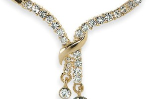 600x600px 8 Stunning Diamond Wishbone Necklace Picture in Jewelry