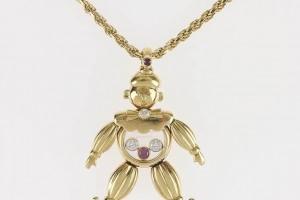Jewelry , 8 Nice Chopard Floating Diamond Necklace : Diamonds Pendant