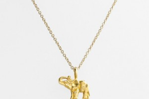 391x600px 8 Good Dogeared Elephant Necklace Picture in Jewelry