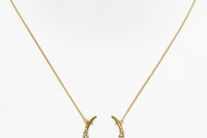 Jewelry , 6 Good Alexis Bittar Horseshoe Necklace : Encrusted Horseshoe Necklace