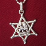 Ethiopian Silver , 8 Good Lion Of Judah Necklace In Jewelry Category