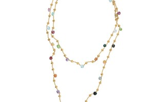 Jewelry , 7 Charming Marco Bicego Paradise Necklace : Extra-Long Necklace