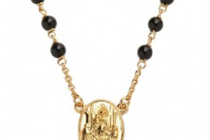 398x600px 8 Lovely Dolce And Gabbana Rosary Necklace Picture in Jewelry
