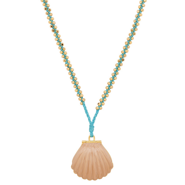 Jewelry , 8 Charming Ariel Shell Necklace : Galleries World