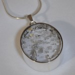 Glass pendants , 8 Awesome Necklaces For Cremation Ashes In Jewelry Category